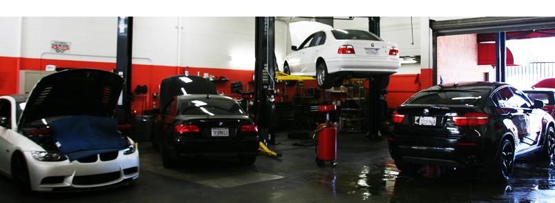 Service Ikonic Auto Garage The Bmw Specialists