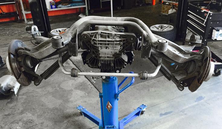 e46 bmw m3 subframe reinforcement pt 1 ikonic auto garage the