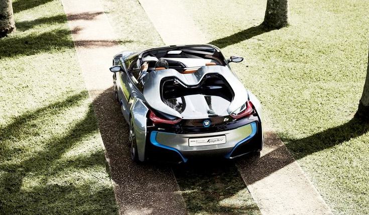 Bmw I8 Convertible Confirmed Ikonic Auto Garage The Bmw Specialists
