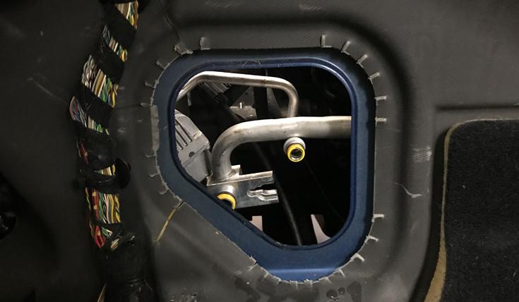 Mini Cooper Air Conditioning Repair | IKONIC Auto Garage - The BMW