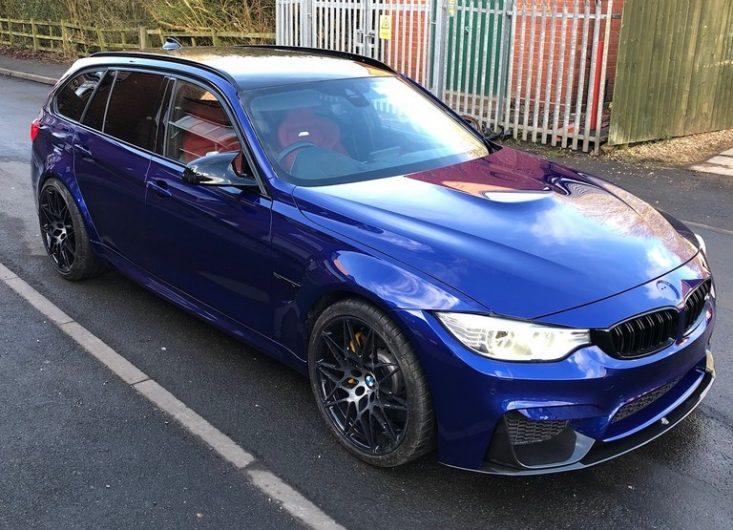 F31 M3 Conversion (F81) | IKONIC Auto Garage - The BMW