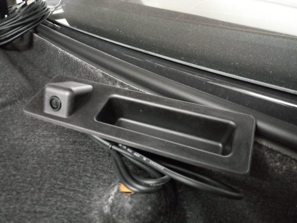 M4 F82 Rear View Camera Retrofit | IKONIC Auto Garage - The