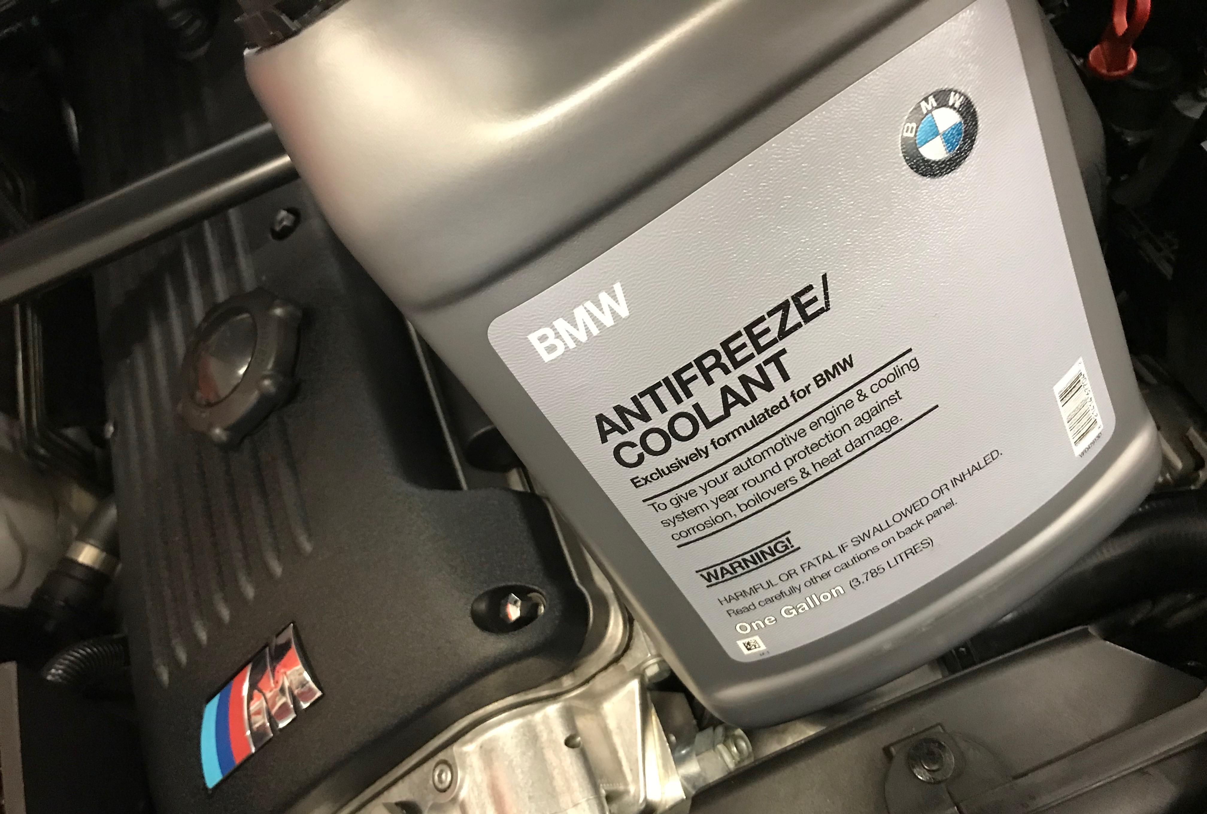 Bmw Coolant Ikonic Auto Garage The Specialists Engine Damage